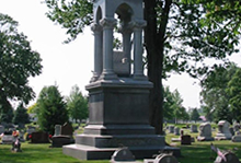 Historic Greenlawn Cemetery