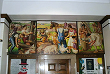 Post Office and WPA Murals