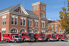 Wapakoneta Fire Station